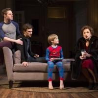 Photo Flash: First Look at Tyne Daly, Bobby Steggert & More in Broadway's MOTHERS AND SONS