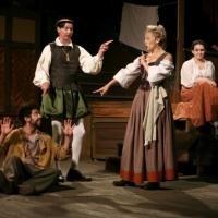 Photo Flash: First Look at THE MERRY WIVES OF WINDSOR at First Folio Theatre