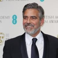 George Clooney Attempts a Smooch with Maggie Smith's Dowager Countess in DOWNTON ABBEY Special