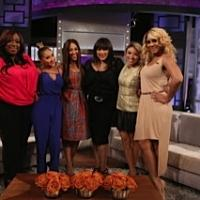 Sneak Peek - Jackee Harry Visits THE REAL Today