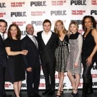 Photo Coverage: Chloe Grace Moretz, Jennifer Westfeldt & THE LIBRARY Company Celebrate Opening Night!
