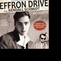 BIG TIME RUSH's Lead Kendall Schmidt Announces Tour Dates
