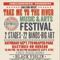 12 Miles North Kicks Off 8th Annual 'Take Me to the River' Festival Today