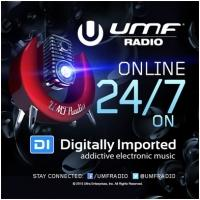 ULTRA MUSIC FESTIVAL Partners with Digitally Imported for 24/7 UMF Radio Channel