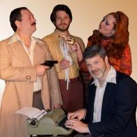Wilkinson Directs Revival of John Chaffin's DED HERRING at Chaffin's Barn Dinner Theatre, Now thru 5/19