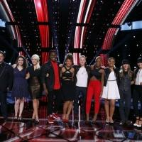 NBC's THE VOICE Narrows Field to Top 12 Artists