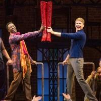 Photo Flash: First Look at KINKY BOOTS National Tour, Starring Kyle Taylor Parker, Steven Booth & More!