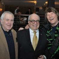 Photo Coverage: John Kander, James Rado & More Celebrate Abe Jacob
