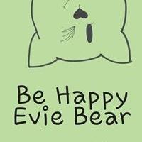 Colleen Remmers Pens BE HAPPY EVIE BEAR