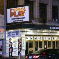 Up on the Marquee: IT'S ONLY A PLAY Gets New Cast!