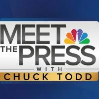 NBC's MEET THE PRESS WITH CHUCK TODD Posts Biggest Audience in Over a Year