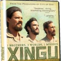 Brazilian Epic XINGU Available on DVD 9/9