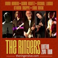 Jimmy Herring & The Ringers Kick Off U.S. Tour Today