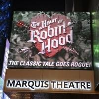 Up on the Marquee: THE HEART OF ROBIN HOOD
