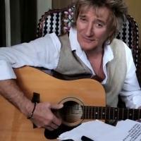 VIDEO: Rod Stewart Previews New Album TIME