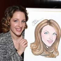 Photo Coverage: BEAUTIFUL's Jessie Mueller Celebrates Caricature Unveiling at Sardi's