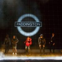 Photo Flash: First Look at Broadway's THE CURIOUS INCIDENT OF THE DOG IN THE NIGHT-TIME