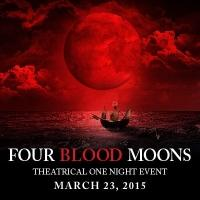 Sold-out Screenings of Docu-Drama FOUR BLOOD MOONS Drive Encore Showing
