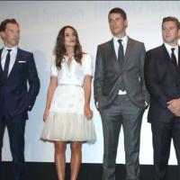 Photo Coverage: Inside TIFF's Presentation of THE IMITATION GAME Photos