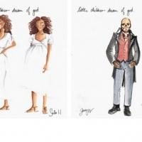 Designer Statements: Little Children Dream of God
