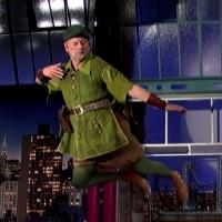 VIDEO: He Can Fly! Bill Murray 'Auditions' for NBC's PETER PAN LIVE on LETTERMAN