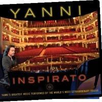 YANNI Releases New Album, INSPIRATO, Today