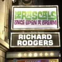 Up on the Marquee: THE RASCALS: ONCE UPON A DREAM