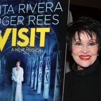 Photo Coverage: Chita Rivera & THE VISIT Cast Meet the Press; Previews Begin Tomorrow! Photos
