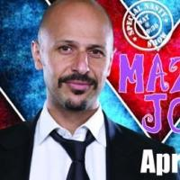 """Comix At Foxwoods Presents """"Axis of Evil"""" Comedy Tour Star, Maz Jobrani, 4/17-19"""