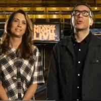 VIDEO: First Look - Kristin Wiig Promos This Week's SNL