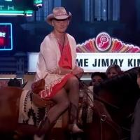 VIDEO: Bill Murray Makes Epic Entrance on JIMMY KIMMEL LIVE