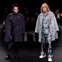 Photo: Ben Stiller & Owen Wilson Walk Paris Runway to Announce ZOOLANDER 2 Release Date