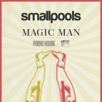 SMALLPOOLS Kicks Off Fall 29-Date Headline Tour Today