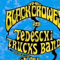 THE BLACK CROWES & TEDESCHI TRUCKS BAND'S Summer Tour to Begin 7/19