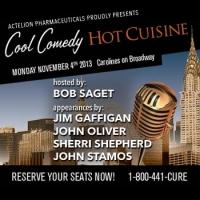 Bob Saget Hosts COOL COMEDY - HOT CUISINE for Scleroderma Research, 11/4