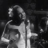 VIDEO: Audra McDonald Chats 'LADY DAY'; Performs Two Numbers on 'Colbert'