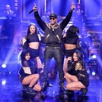 VIDEO: Flo Rida Performs 'GDFR' on TONIGHT SHOW