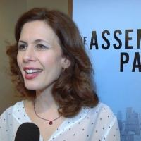 BWW TV: Chatting with the Cast of THE ASSEMBLED PARTIES on Opening Night- Jessica Hecht, Judith Light & More!