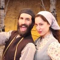 STAGE TUBE: Goodspped's FIDDLER ON THE ROOF Cast Spoofs 'Rude' Video