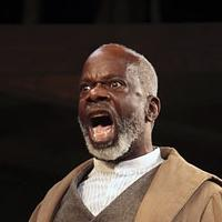 Photo Flash: First Look at Joseph Marcell & More in Folger Theatre's KING LEAR