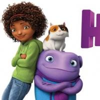 DreamWorks Animation's HOME is #1 at Weekend Box Office