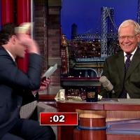 VIDEO: Billy Eichner, David Letterman Scream at Each Other, Like It
