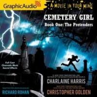 GraphicAudio Releases First Graphic Novel Adaptation of CEMETERY GIRL 1: THE PRETENDERS