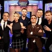 VIDEO: AVENGERS Cast Appears on Special JIMMY KIMMEL; All the Clips!