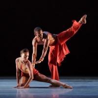 Alvin Ailey American Dance Theatre Kicks Off 2014-2015 Season Tonight