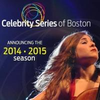 The Celebrity Series of Boston Announces 2014-2015 Season