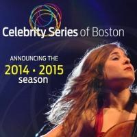 The Celebrity Series of Boston Announces 2014-2015 Season