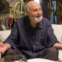 Legendary Comedian Rob Reiner to Guest Star on New Showtime Series HAPPYISH, 4/26