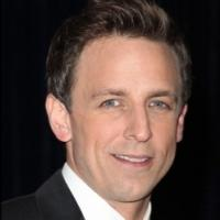 Comix At Foxwoods Welcomes SNL's Seth Meyers to MGM Grand Theater Tonight
