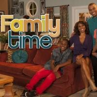 Bounce TV  to Premiere Second Season FAMILY TIME, 10/14